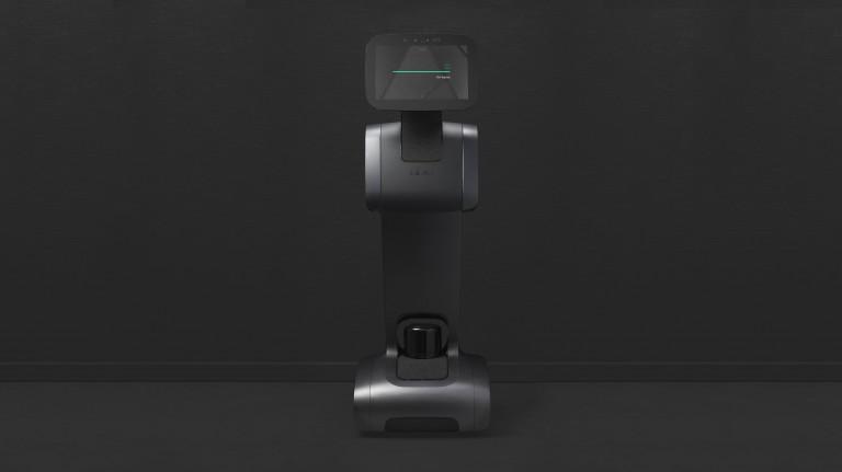 The Temi robot butler
