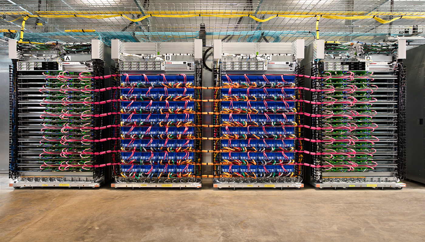 Google Reveals a Powerful New AI Chip and Supercomputer