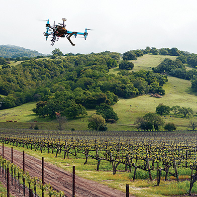 Agricultural Drones - MIT Technology Review