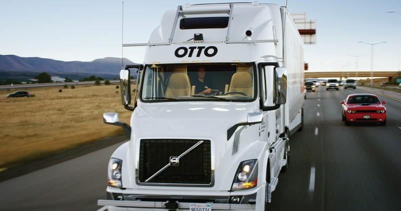 Self Driving Trucks 10 Breakthrough Technologies 2017