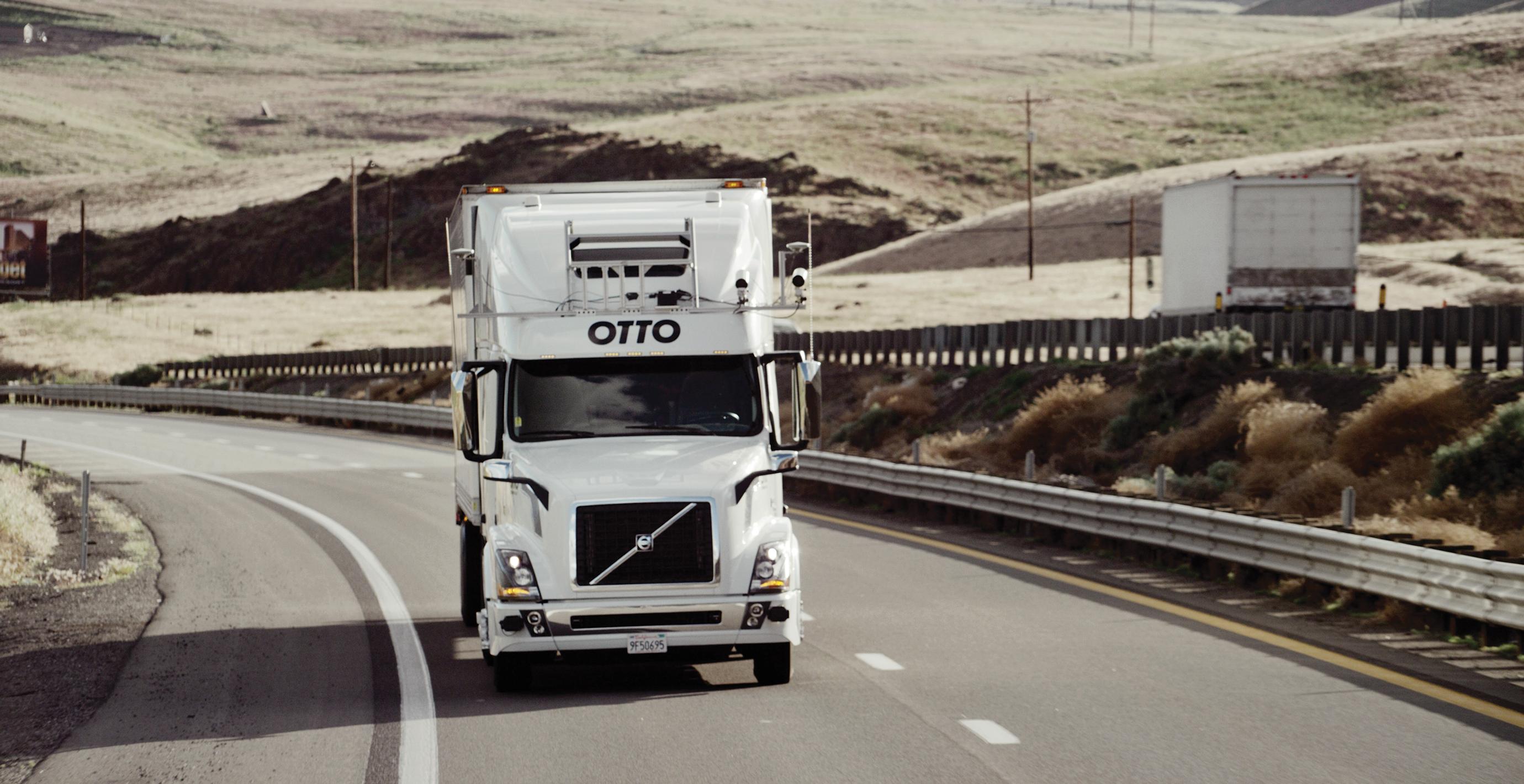 Selfdriving Trucks 10 Breakthrough Technologies 2017 Mit. Selfdriving Trucks. Volvo. Volvo Semi Truck Steering Diagram At Scoala.co