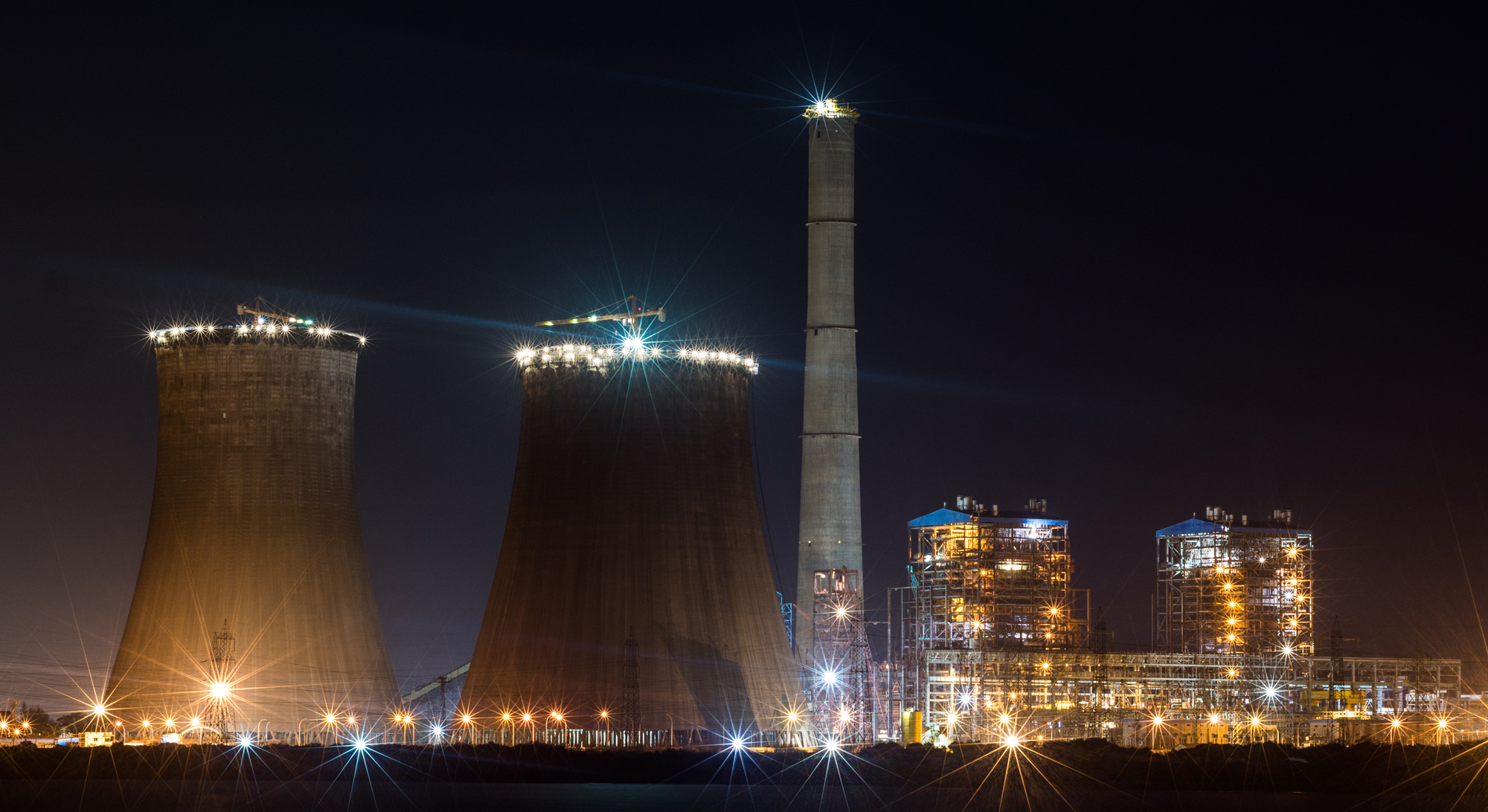 A Coal-Fired Power Plant in India Is Turning Carbon Dioxide Into