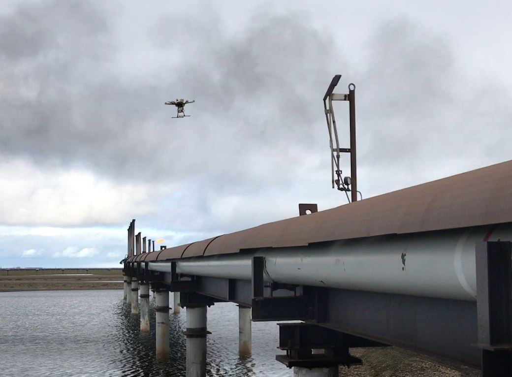 Drones and Robots Are Taking Over Industrial Inspection