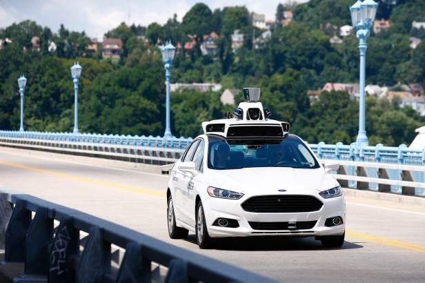 Uber's Pittsburgh Project Is a Crucial Test for Self-Driving Cars