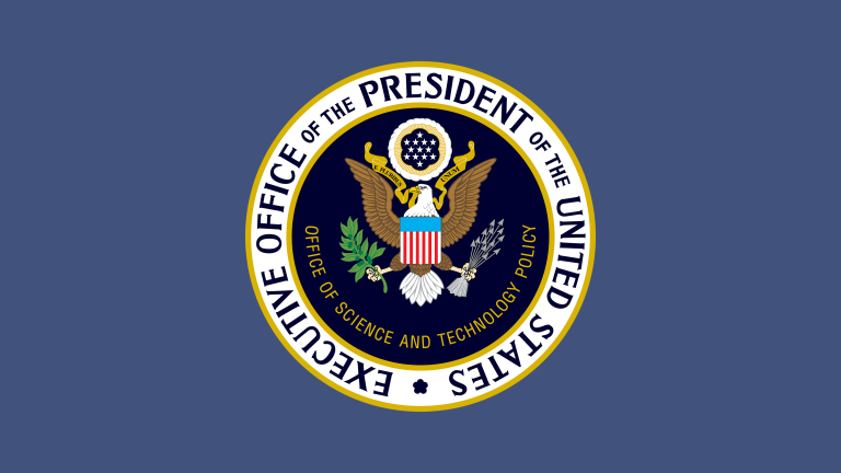 Seal of the US Office of Science and Technology Policy
