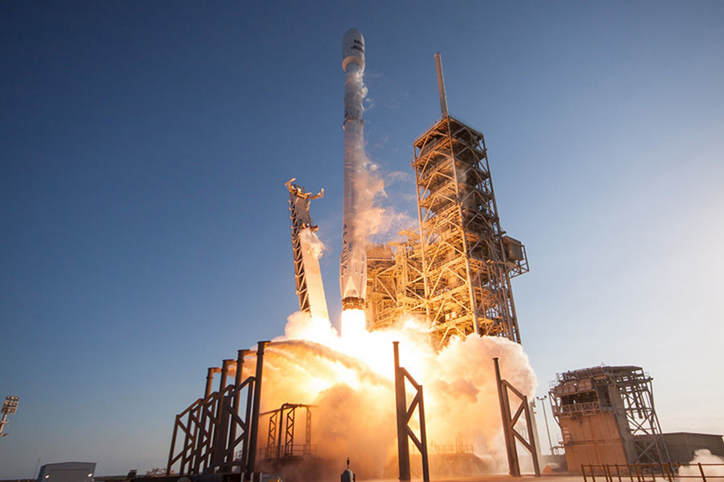 A mass ride-sharing launch will put cremated remains, satellites, and art into space