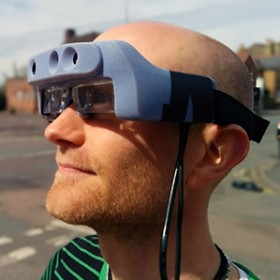 93a7d42bf8 Augmented-Reality Glasses Could Help Legally Blind Navigate - MIT ...
