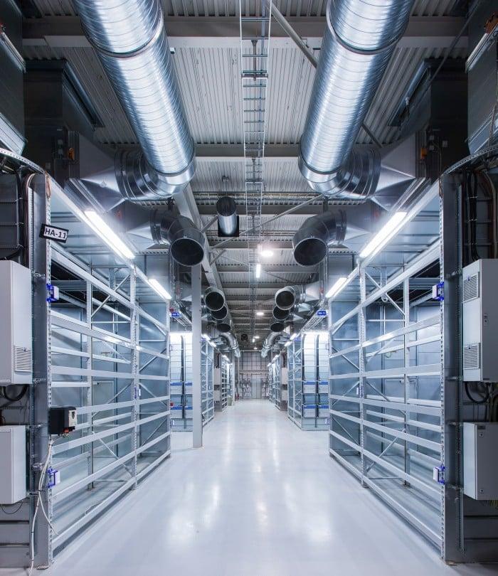 Verne global data center