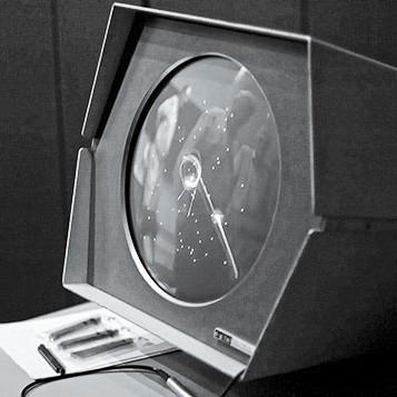 A PDP-1 computer