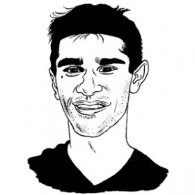 illustration of Kosta Grammatis