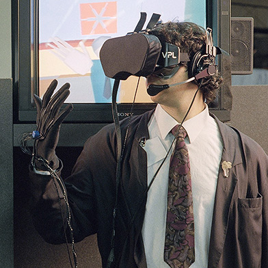 Virtual Reality Startups Look Back to the Future