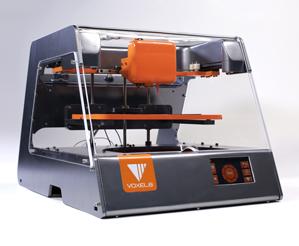 Voxel8's 3-D printer