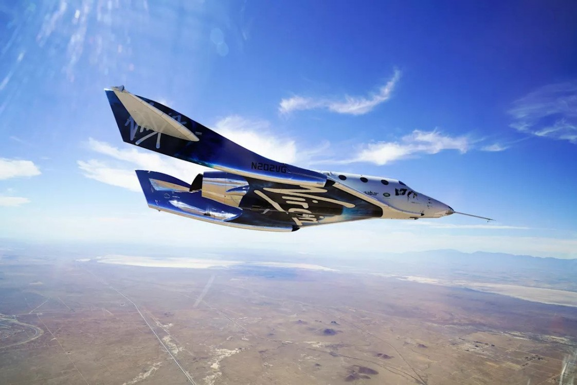 Virgin Galactic could reach space for the first time this week