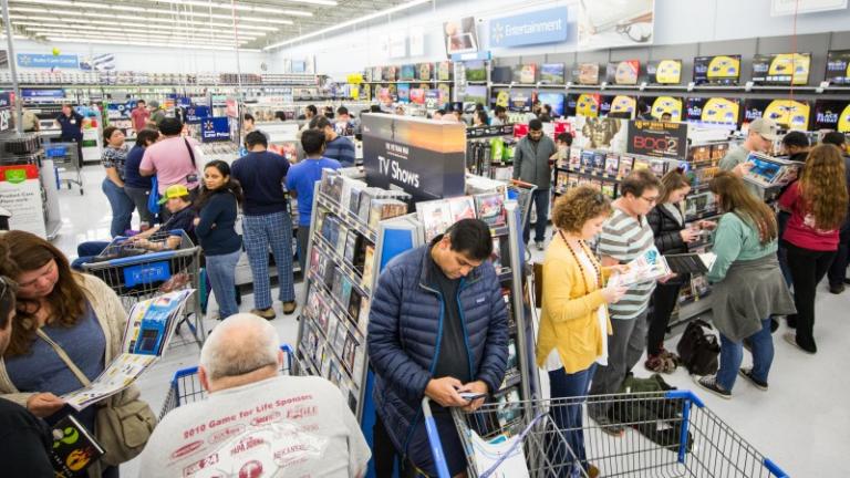 Company Walmart >> Walmart Wants Us To Believe It S Turning Into A Tech Company Mit
