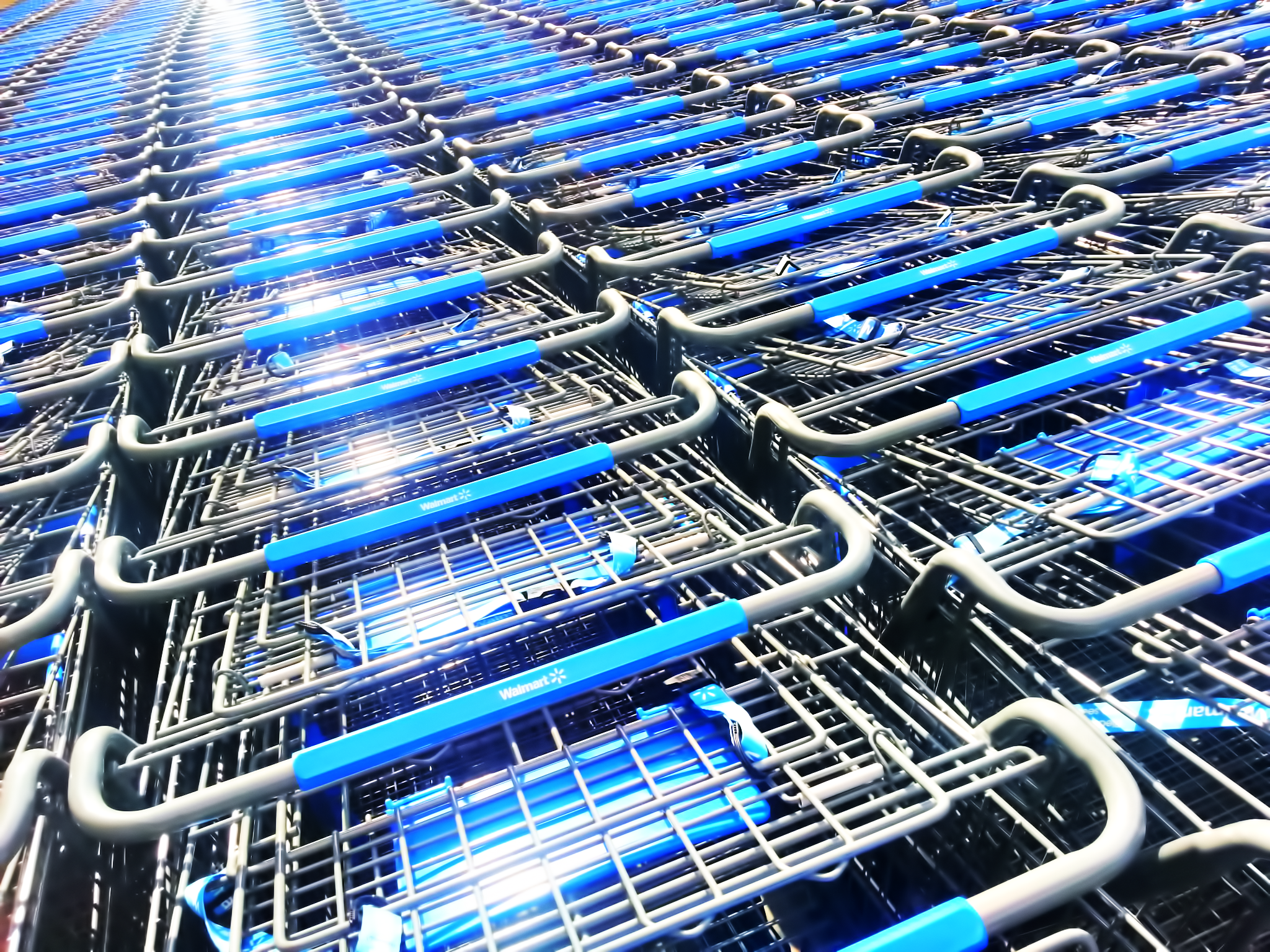 Walmart S Robotic Shopping Carts Are The Latest Sign That Automation