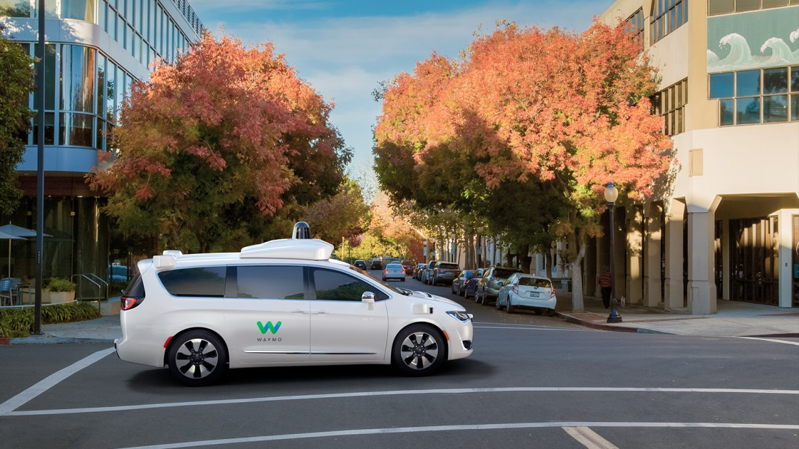 Waymo's driverless cars can't repair themselves.