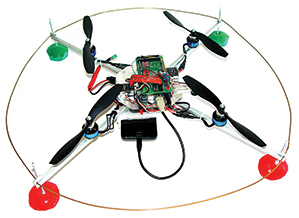 Drone Gets Its Smarts from a Smartphone - MIT Technology Review