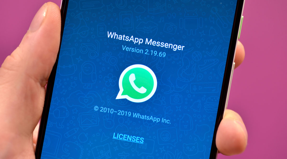 A WhatsApp security flaw let hackers install spying software via voice calls