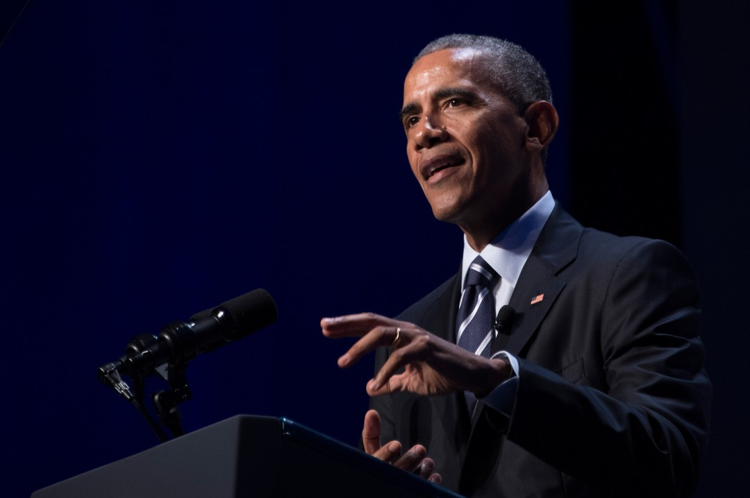 Obama: My Successor Will Govern a Country Being Transformed by AI