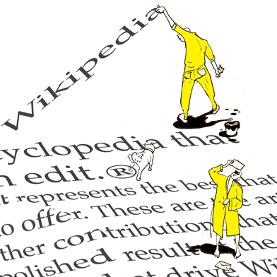 The Decline of Wikipedia