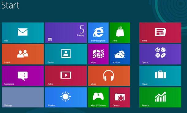Mencicipi Windows 8