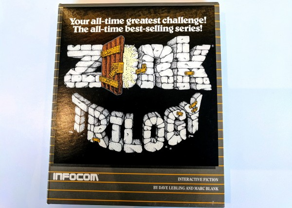 The Enduring Legacy Of Zork Mit Technology Review