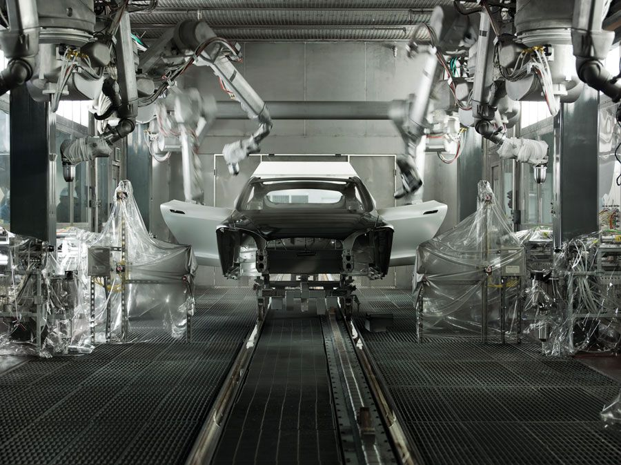 Building Tesla - MIT Technology Review
