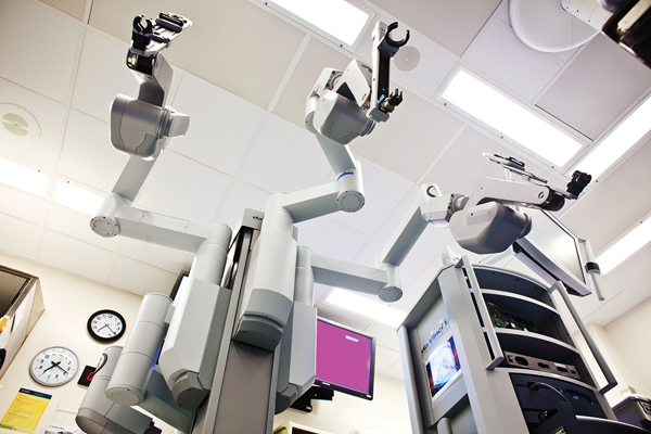 Dissertation on robot assessment