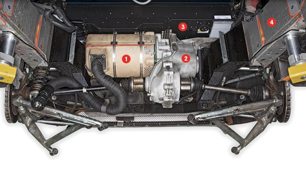 tesla electric car motor. This Year, Tesla Started Delivering Production Vehicles, Based On The Test Car Shown Here. Sells For $109,000\u2013but Costs Only A Couple Of Cents Per Electric Motor \