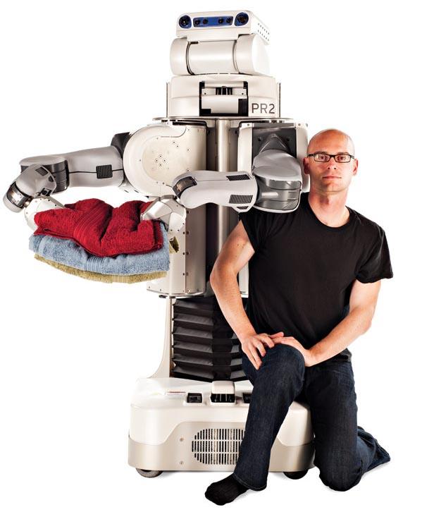Innovator Under 35: Pieter Abbeel, 33 - MIT Technology Review