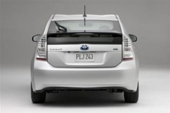 Prius Solar Roof >> The Underwhelming Solar Prius Mit Technology Review