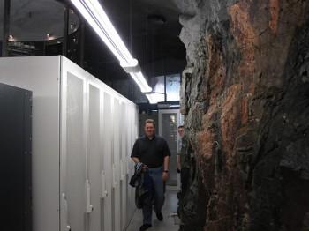 Inside the Fortified, Nuke-Proof Bunker that's Now Hosting Wikileaks