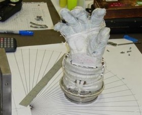 Designing Astronaut Gloves - MIT Technology Review