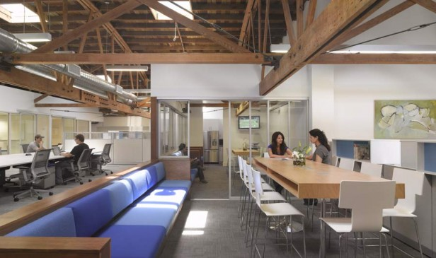Offices for the Taking - MIT Technology Review