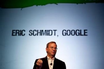 Google's Boss Envisions a Utopian Future - MIT Technology Review