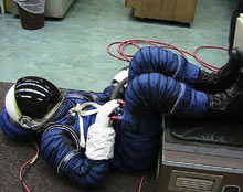 e93aaf22bc6 NASA s Next Space Suit - MIT Technology Review
