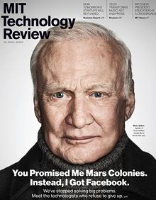 Me prometisteis colonias en Marte y en vez de eso, tengo Facebook