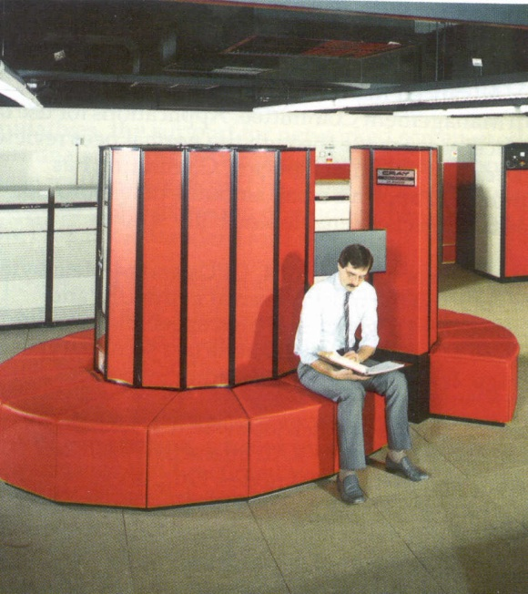 Charmant Who Could Forget The Ultimate Computer As Furniture, The Original Cray 1?  The Granddaddy Of Supercomputers Weighed 5.5 Tons And Was Immovable, ...