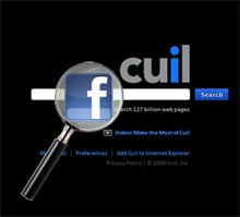 Searching Facebook More Intimately - MIT Technology Review
