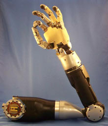 Robotic Limbs that Plug into the Brain - MIT Technology Review