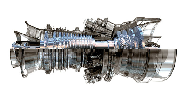 GE's New Natural-Gas Turbines Could Help Renewables - MIT Technology