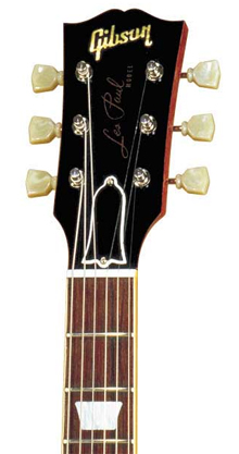 Gibson's Self-Tuning Guitar - MIT Technology Review
