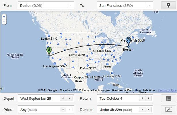 Google Flight Search Suffers Some Turbulence - MIT ... on google hotel, google restaurants, google jewelry, google training, google salary, google tour, google airlines, google dining, google clothing, google tips,