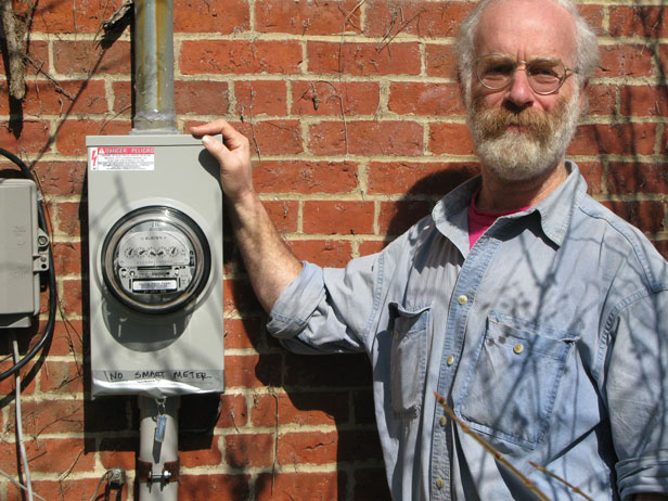 Rage Against the Smart Meter - MIT Technology Review