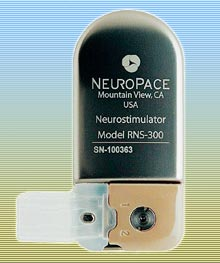 Neuropace rns system fdating