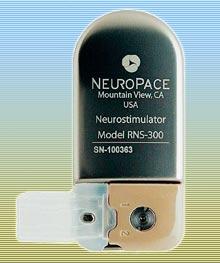 Neuropace rns system fdating