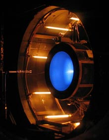 A More Efficient Spacecraft Engine Mit Technology Review