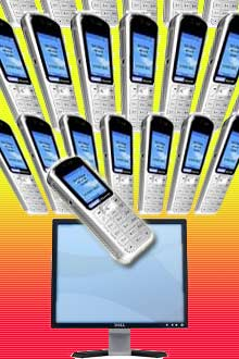 Customized Cell-Phone Service - MIT Technology Review