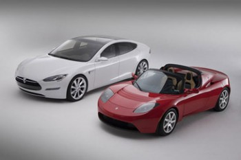 Tesla Unveils a Long-Awaited Electric Sedan - MIT Technology Review