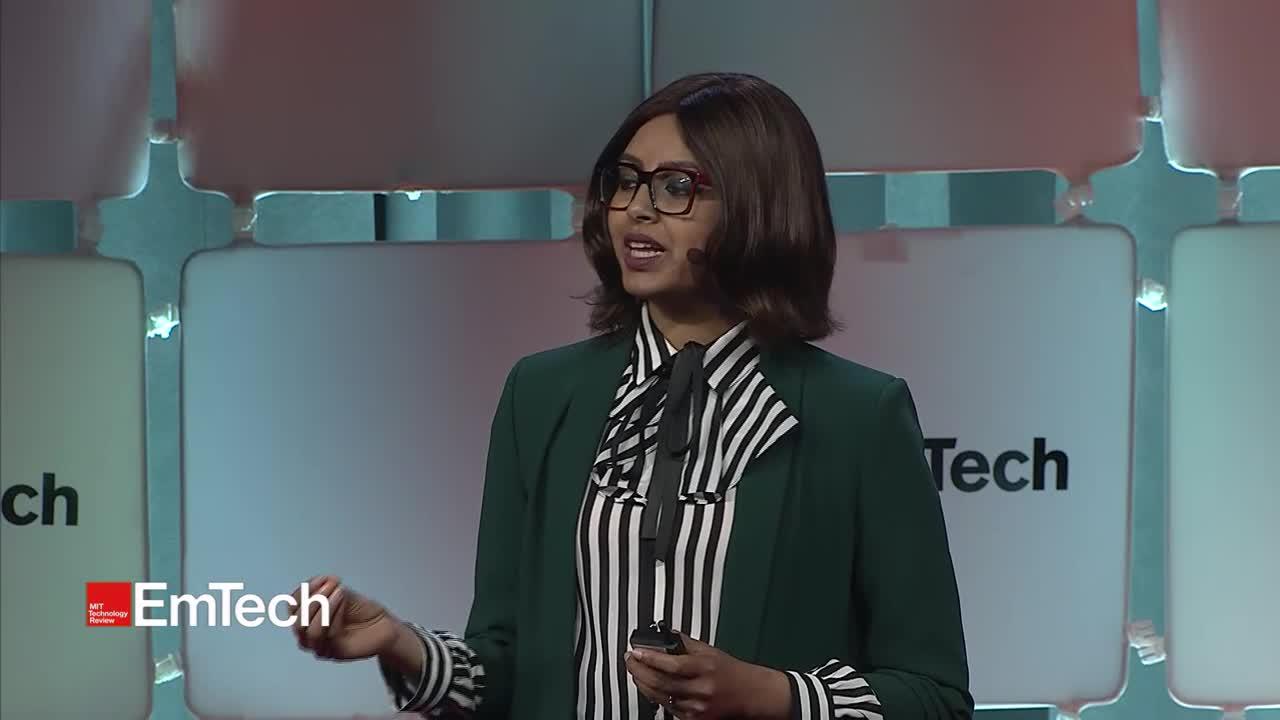 2018 Innovator Under 35: Nabiha Saklayen - MIT Technology Review